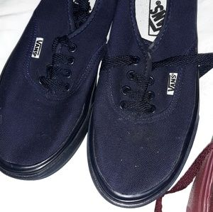Vans Shoes - 2 pair VANS ladies sneakers